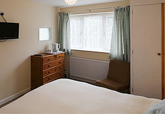 Room 1, kingsize room